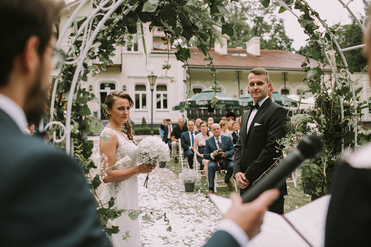 S + M = Wyjątkowy ślub w plenerze | Ślub plenerowy Podkarpacie