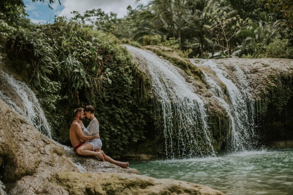 M + T = Bohol. Filipiny. Sesja plenerowa
