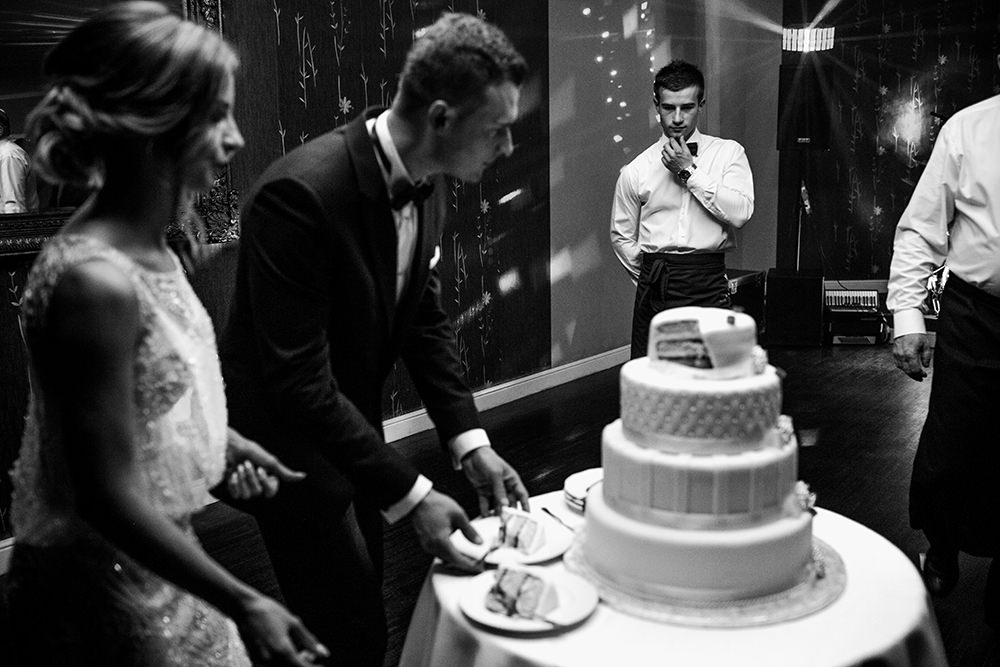 fotografia-ślubna-eleganckie-wesele-fotograf-ślubny-kraków-piękne-wesele-tort-weselny-tort-na-weselu