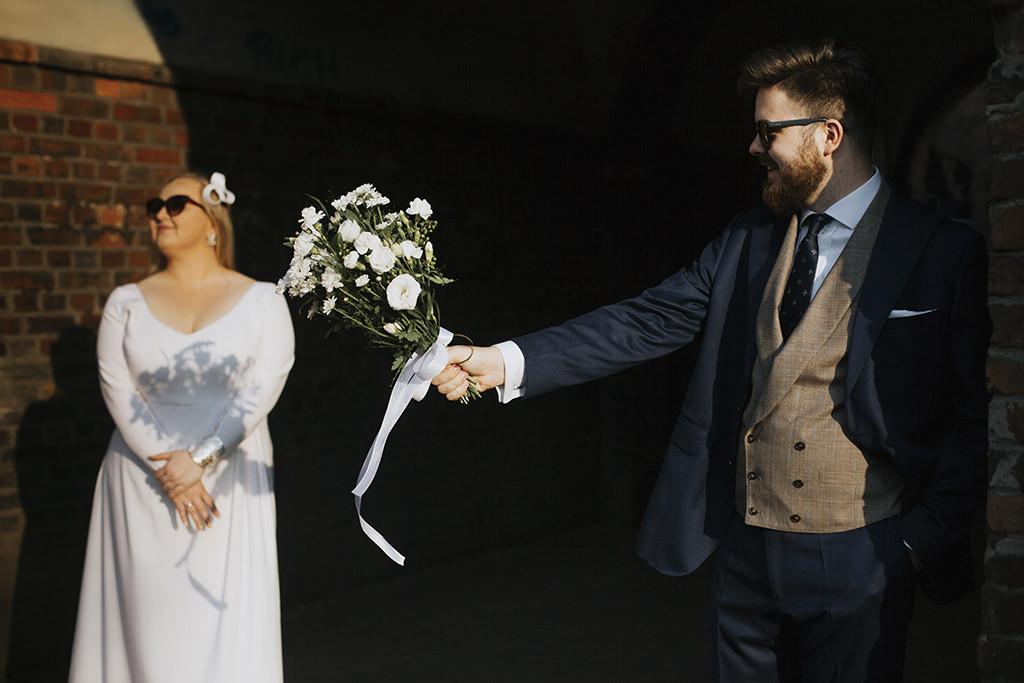 J + R = Wesele Janiowe wzgórze. Sesja ślubna w Katowicach