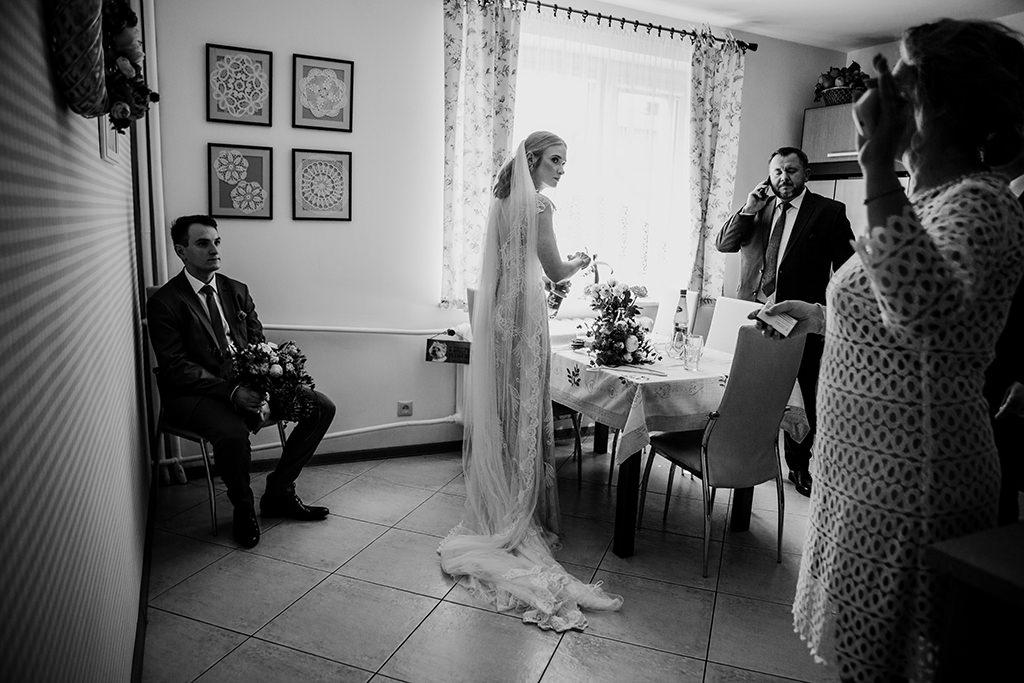 przepiekny slub i wesele